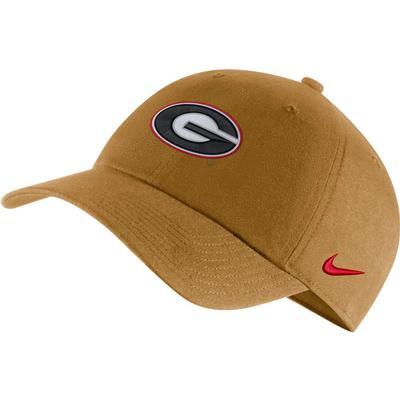 Georgia Nike Men's H86 Logo Adjustable Hat