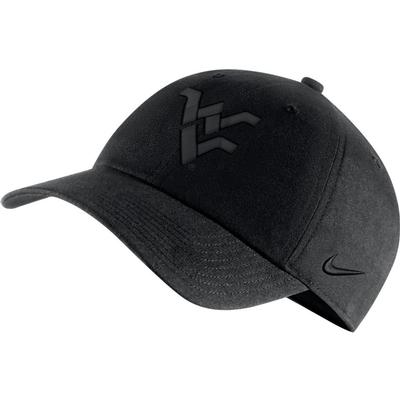 West Virginia Nike Men's H86 Logo Adjustable Hat