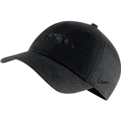 Arkansas Nike Men's H86 Logo Adjustable Hat