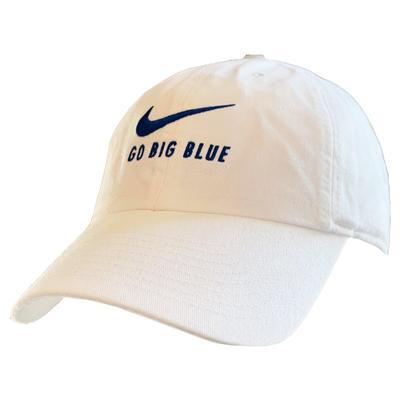 Kentucky Nike Men's H86 Swoosh 'Go Big Blue' Adjustable Hat