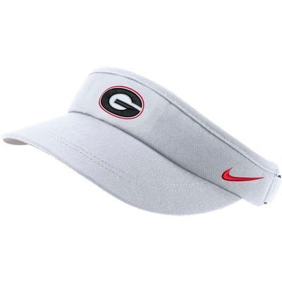 Georgia Nike Men's Sideline Visor