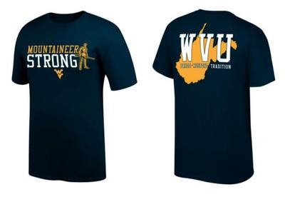 2020 West Virginia Men's Ultimate Fan T-Shirt