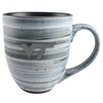 Virginia Tech Grey Swirl Mug