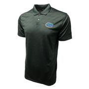 Florida Nike Golf Vapor Wing Print Polo