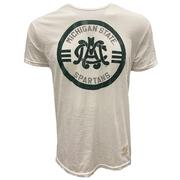 Michigan State Retro Brand Vintage Tee