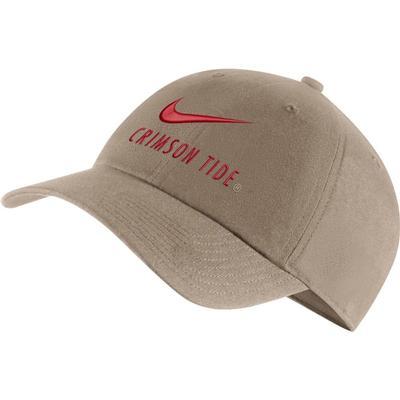 Alabama Nike Men's H86 'Crimson Tide' Adjustable Hat