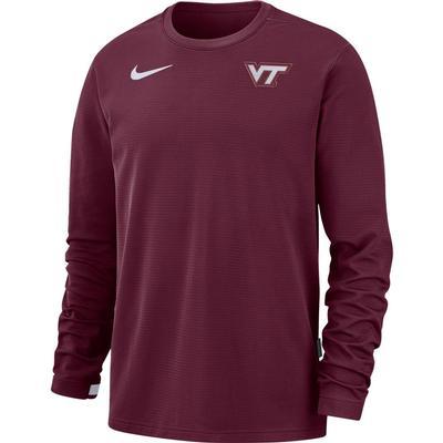 Virginia Tech Nike Men's Dry Top Crew