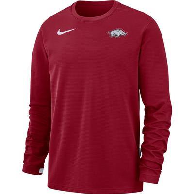Arkansas Nike Men's Dry Top Crew