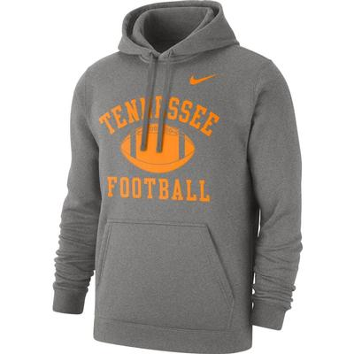 Tennessee Nike Men's Fleece Club Hoodie 2