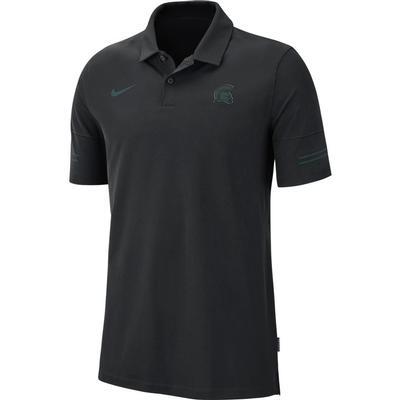 Michigan State Nike Men's Flex Coach's Polo