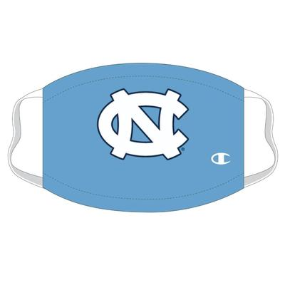 UNC Champion Logo Face Mask
