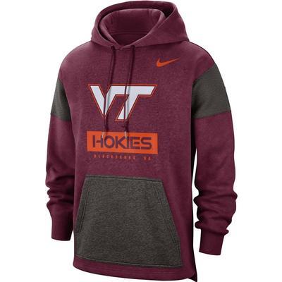 Virginia Tech Nike Men's Fan Hoodie
