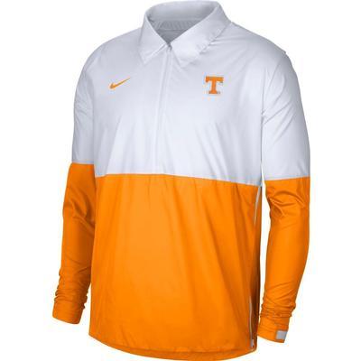 Tennessee Nike Men's Lightweight 1/2 Zip Coach Jacket
