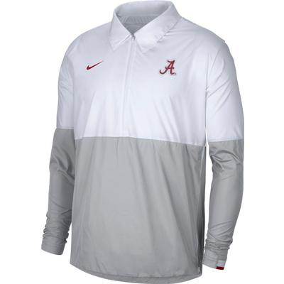 Alabama Nike Men's Lightweight Coach Jacket