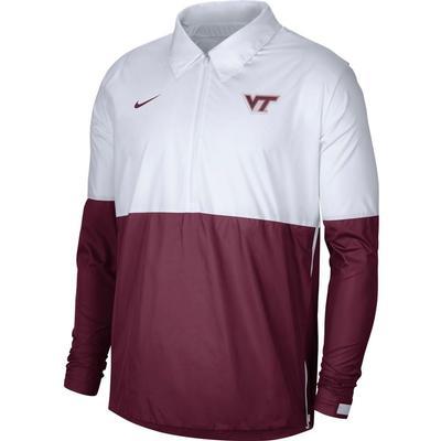 Virginia Tech Nike Men's Lightweight Coach Jacket