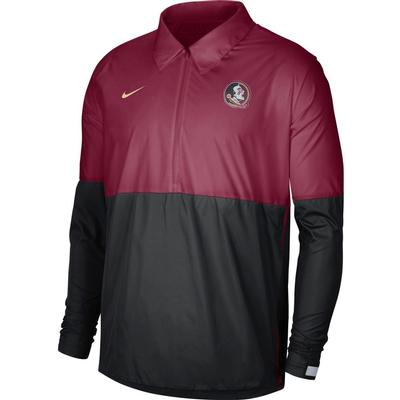 Florida State Nike Men's Lightweight Coach Jacket