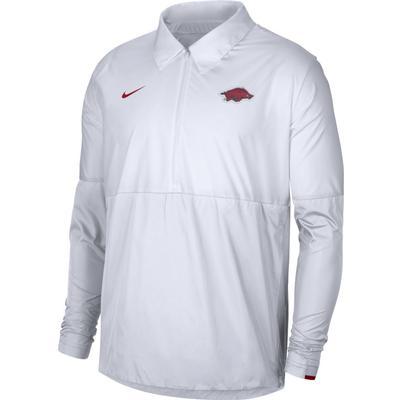 Arkansas Nike Men's Lightweight Coach Jacket