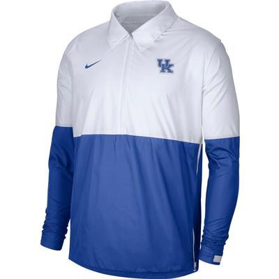 Kentucky Nike Men's Lightweight Coach Jacket