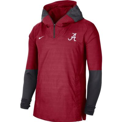 Alabama Nike Men's Lightweight Player Jacket
