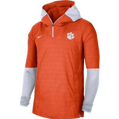 Clemson Nike Men's Lightweight Player Jacket