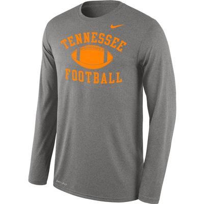 Tennessee Nike Men's Legend Football Long Sleeve Tee