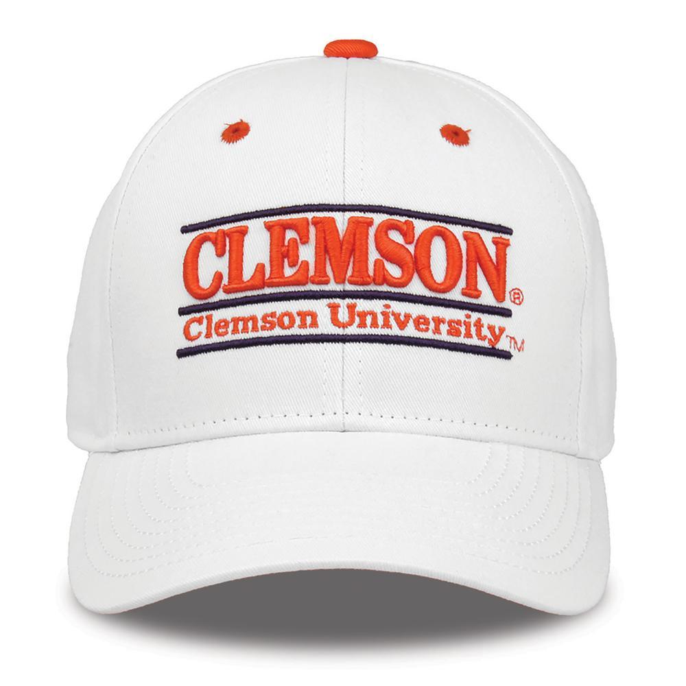 Clemson Bar Cap