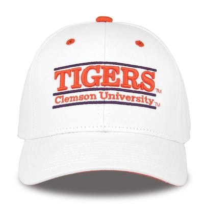Clemson Tigers Bar Cap
