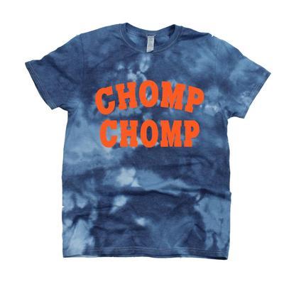 Florida Kickoff Couture Chomp Chomp Tie Dye Tee