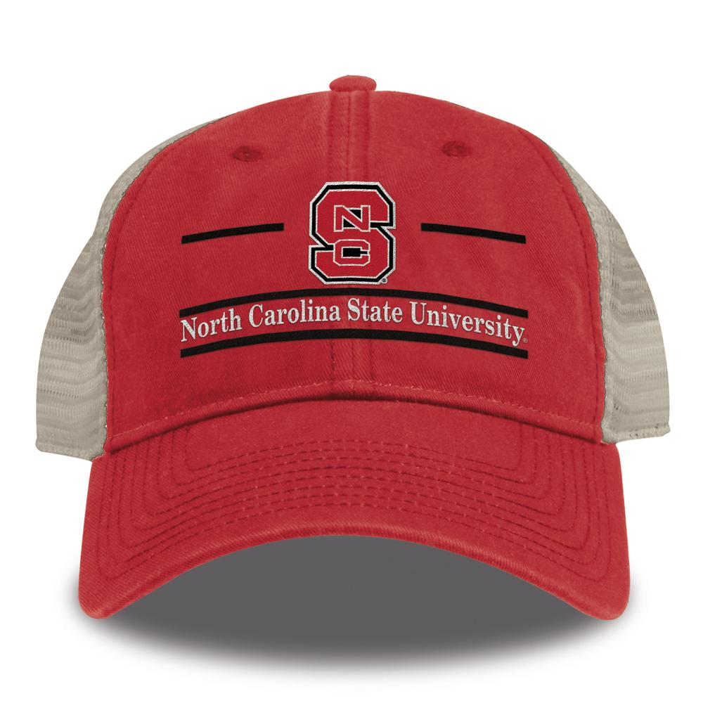 Nc State Bar Mesh Hat