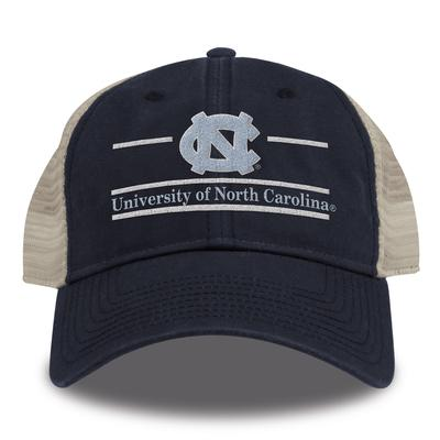 UNC Bar Mesh Hat