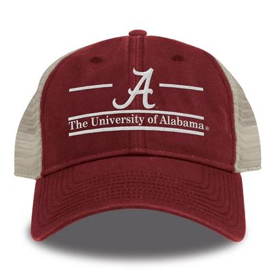 Alabama Bar Mesh Hat