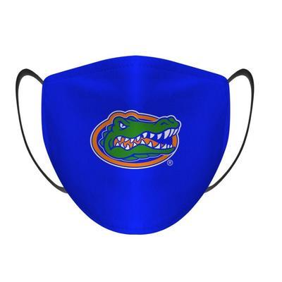 Florida Rock 'EM Socks Gator Mascot Face Mask