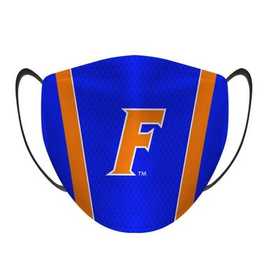 Florida Rock 'EM Socks F Logo Jersey Face Mask