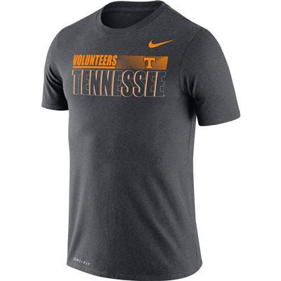 Tennessee Nike Men's Legend Team Issued Short Sleeve Tee