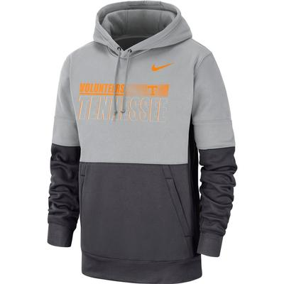 Tennessee Nike Men's Therma Hoodie Pullover