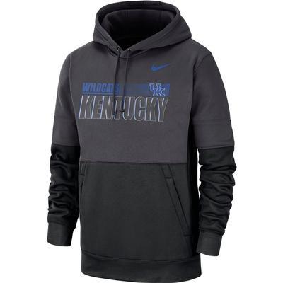 Kentucky Nike Men's Therma Hoodie Pullover