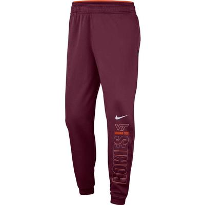 Virginia Tech Nike Men's Therma Pants