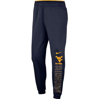 West Virginia Nike Men's Therma Pants