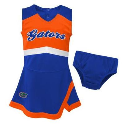 Florida Infant Cheer Dress/Bloomer