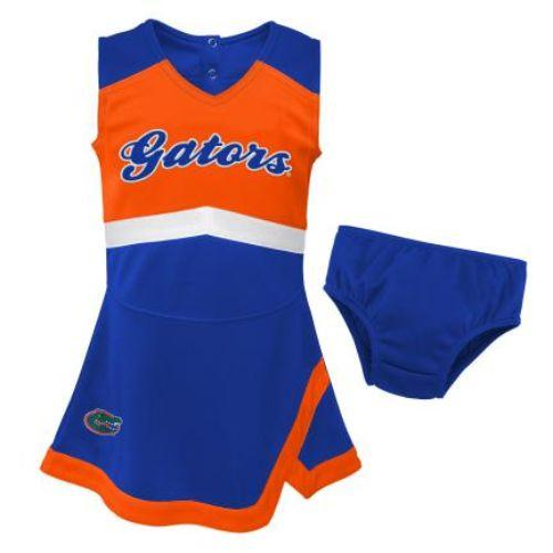 Florida Toddler Cheer Dress