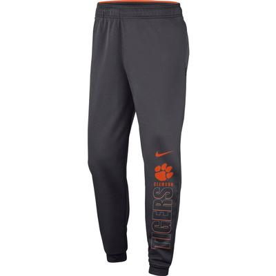 Clemson Nike Men's Therma Pants