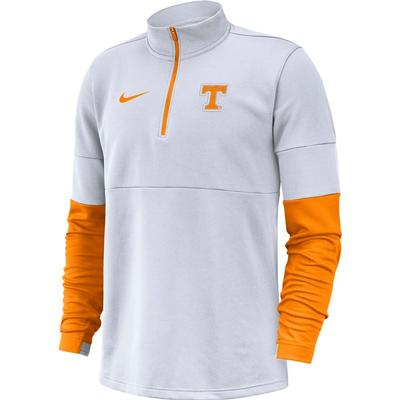 Tennessee Nike Men's Therma Half Zip Top