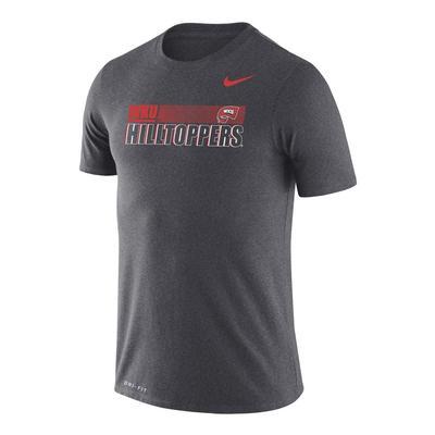Western Kentucky Nike Men's Legend Sideline Short Sleeve Tee