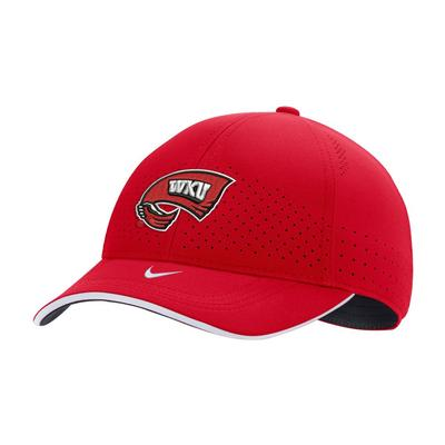 Western Kentucky Nike L91 Sideline Dri-FIT Adjustable Hat