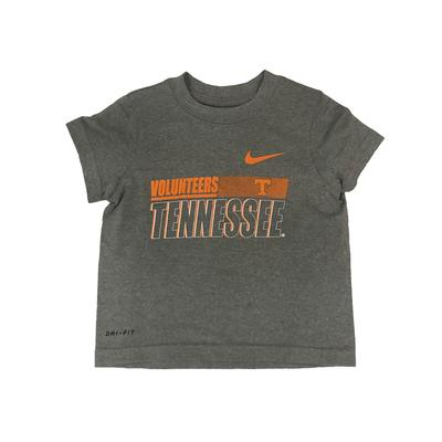 Tennessee Nike Toddler Sideline Legend Dri-Fit Tee