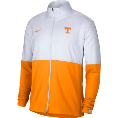 Tennessee Nike Men's Woven Full Zip Jacket