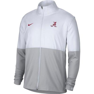 Alabama Nike Men's Woven Full Zip Jacket