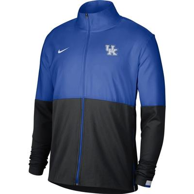 Kentucky Nike Men's Woven Full Zip Jacket