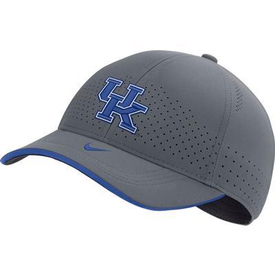 Kentucky Nike Men's Sideline Aero C99 Swooshflex Hat