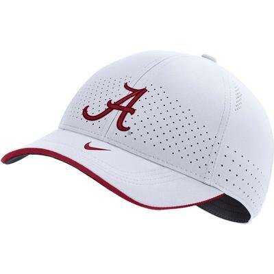 Alabama Nike Men's Sideline Aero L91 Adjustable Hat